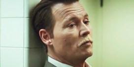 Film Johnny Depp wordt uit cinema's geweerd