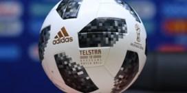 Adidas wint WK