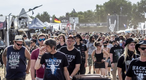Bejaarden die wegliepen naar metalfestival waren niet bejaard en gingen niet naar metalfestival