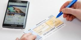 Sodexo maakt online betalen dienstencheques onmogelijk