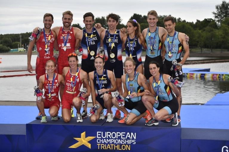 """Marten Van Riel bezorgt <I>Belgian Hammers</I> een bronzen medaille: """"Mooier dan individueel brons"""""""