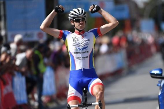 Limburger rijdt solo naar zege in BK elite zonder contract