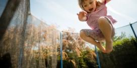 Opgepast: vallende kinderen