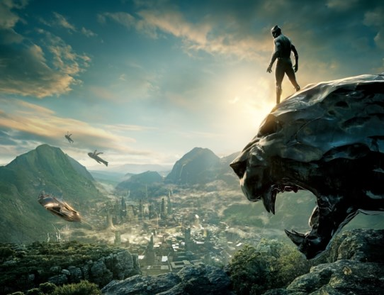Black Panther in Gent