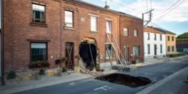Huis ingestort na waterlek: 5 gezinnen geëvacueerd