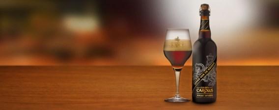 Gouden Carolus Whisky Infused wint hoofdprijs op bierfestival
