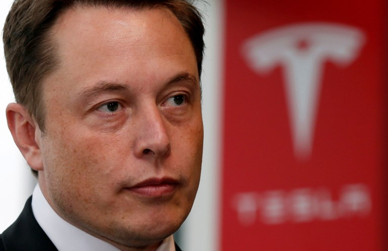 Shortsellers spannen proces aan tegen Tesla-baas Musk