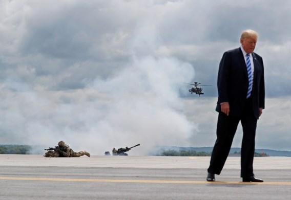 'Trump wil met zijn defensiebudget de Amerikaanse dominantie laten zien'