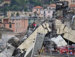 Italiaanse regering kondigt 'noodtoestand' van 12 maanden af in Genua