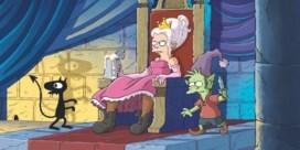 Er was eens een prinses met een drankprobleem