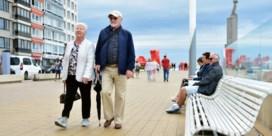 Een wandelpad voor senioren