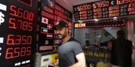 Turkse lira krijgt weer klappen nadat VS opnieuw met sancties dreigen