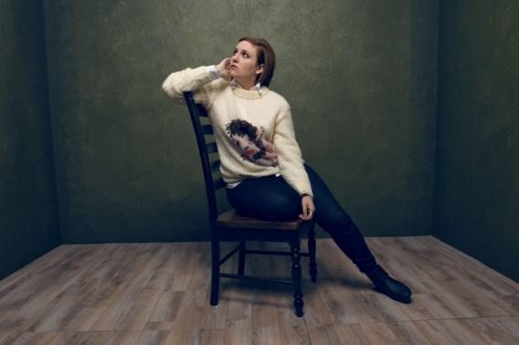 Lena Dunham prijst haar lichaam met een naaktfoto
