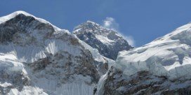 Honderden klimmers trotseerden Mount Everest