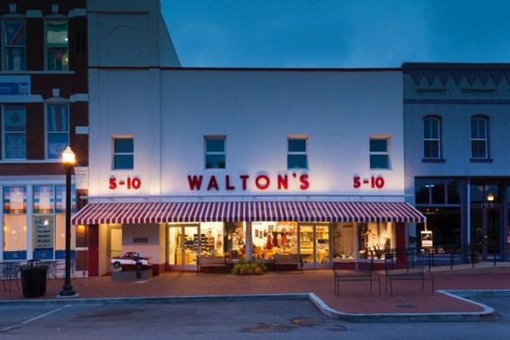 Welkom in Waltonville, bij de rijkste familie ter wereld