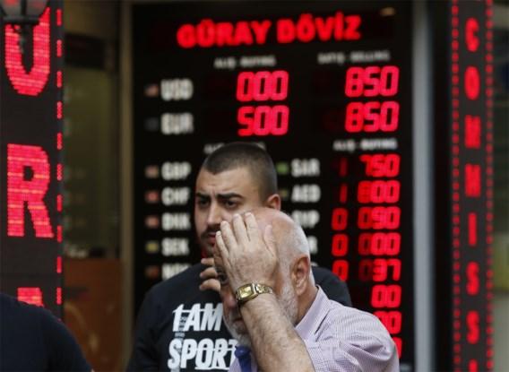 Ratingbureaus verlagen Turkse kredietwaardigheid