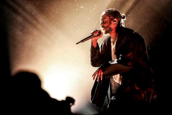 Kendrick Lamar, de koning zonder confetti