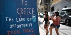 Griekenland op eigen benen: veel symboliek, weinig vreugde
