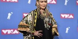 Madonna eert Aretha Franklin, maar niet heus