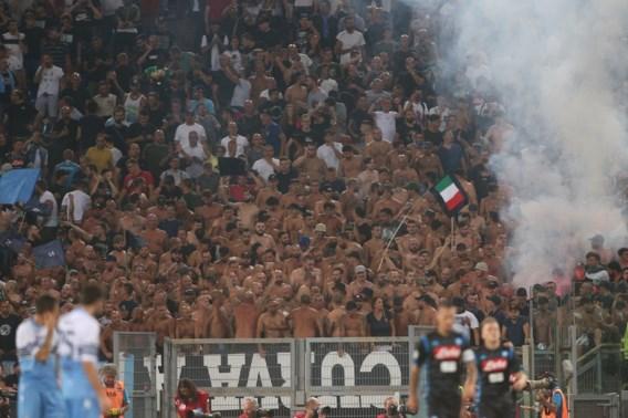 Italiaanse voetbalbond onderzoekt vrouwonvriendelijke oproep harde kern Lazio