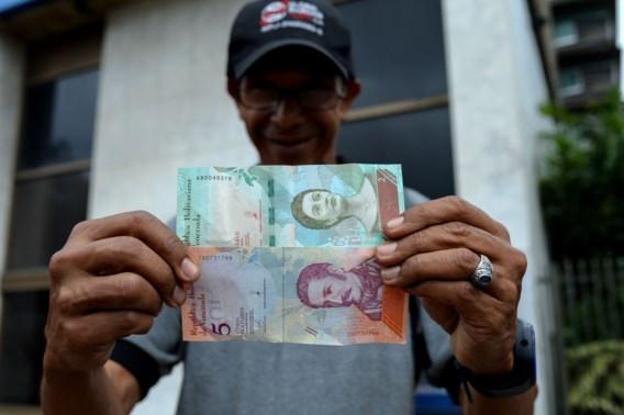 Nieuwe munt legt Venezuela lam