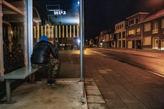 '50 migranten gevolgd, maar laten lopen omdat ze geen overlast veroorzaakten'