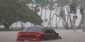 Orkaan Lane bedreigt Hawaï