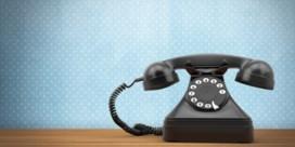 Hoeveel kost een vaste telefoon nog?