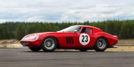 Beurs op recordhoogte, en toch kocht u beter een Ferrari