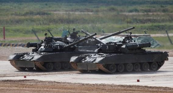 Rusland mobiliseert 300.000 militairen voor oefening: 'Gerechtvaardigd'