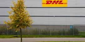 Spontane staking bij DHL Speedpack in Bornem