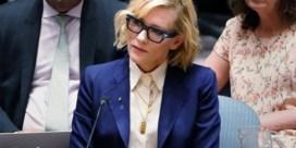 Cate Blanchett: 'Hoe kan een moeder verder als haar kind in het vuur wordt gegooid?'