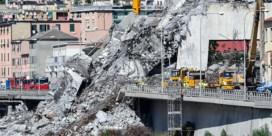 Huiszoekingen bij ministerie en toezichthouder na instorting brug Genua