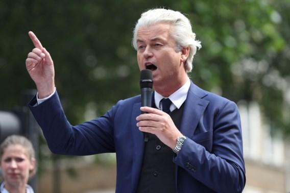 Geert Wilders blaast cartoonwedstrijd af