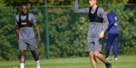 Vanhaezebrouck zit met verdedigende zorgen tegen Antwerp, nieuwkomer mogelijk meteen in de basis