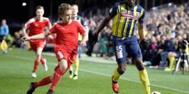 Usain Bolt heeft debuut gemaakt als profvoetballer