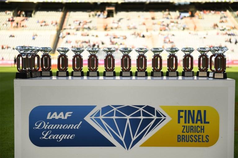 Topeditie Memorial: Sacoor klopt Kevin Borlée, publiekslieveling Thiam wint en spectaculaire 100m bij de mannen