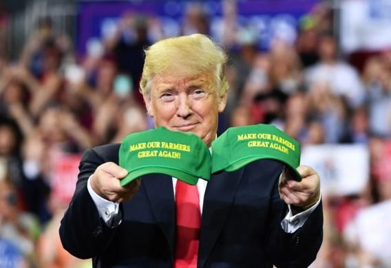 Trump dreigt opnieuw met vertrek uit WTO