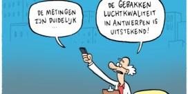 Cartoon van de dag - augustus 2018