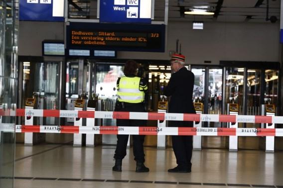 Verdachte steekpartij in Amsterdam had terroristisch motief