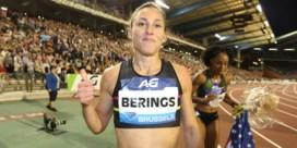 Eline Berings gaat door met topsport