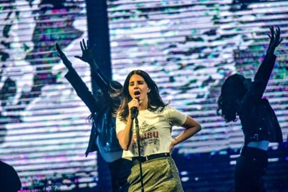 Lana Del Rey: 'Ik wil in Palestina én Israël kunnen optreden'