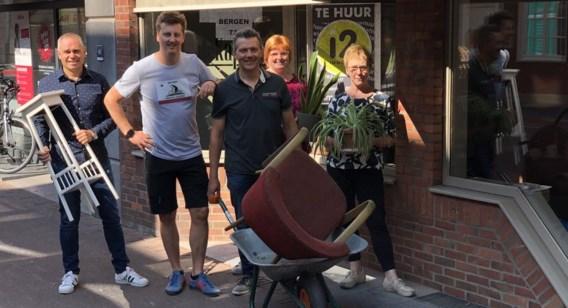 'Pol-up' klaagt leegstand aan in Arendonk