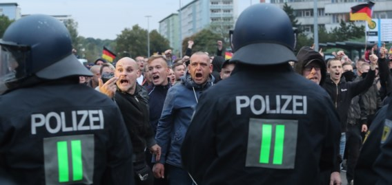 Afghaan aangevallen in Chemnitz, minister Buitenlandse Zaken scherp tegen racisme