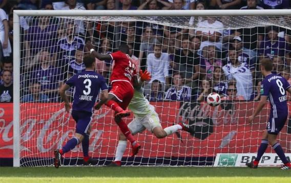 Anderlecht krijgt in extra tijd het deksel op de neus: Antwerp kaapt puntje weg in Brussel