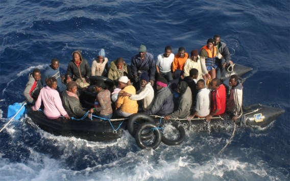 Burgemeester Lampedusa ongerust over toenemend aantal migranten vanuit Tunesië