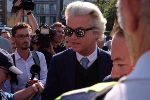 Bezoek Wilders aan Vlaams Belang: veel politie, geen incidenten