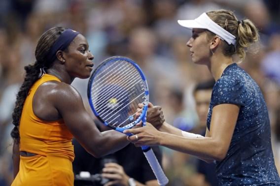 Elise Mertens uitgeschakeld op US Open