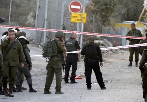 Israëlische soldaten schieten Palestijn met mes dood