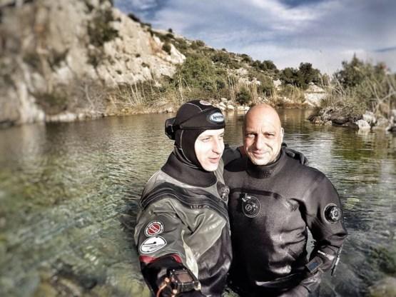 Lichaam van avonturier Marc Sluszny gevonden door anonieme duiker